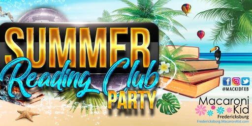 FREE Summer Party!