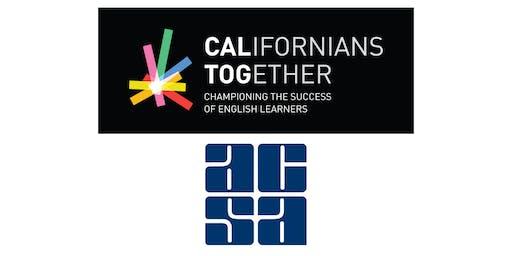 English Learner Roadmap Administrator Focus Group