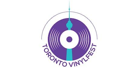 Toronto Vinylfest tickets
