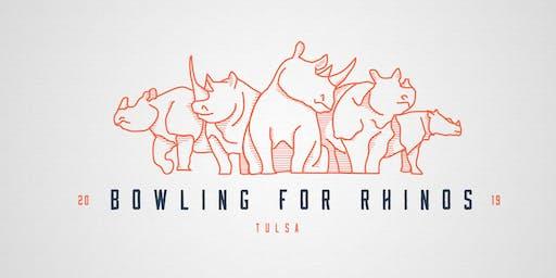 Bowling For Rhinos 2019