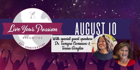 Live Your Passion Rally Dallas tickets