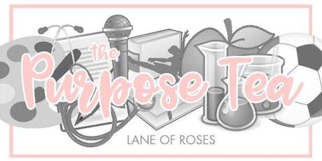 The Purpose Tea tickets