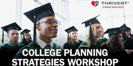 College Planning Strategies (Portland) tickets