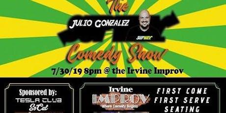 Comedy Night at Irvine Improv!  tickets