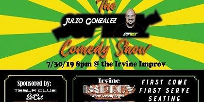 Comedy Night at Irvine Improv!