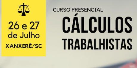 CÁLCULOS TRABALHISTAS - COMO USAR O PJE-CALC - RESOLUÇÃO 241 do CSJT ingressos