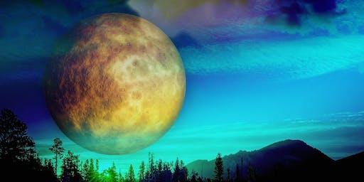 Full Moon Meditation Gathering (Aug 15)