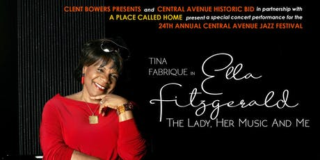 Ella Fitzgerald: The Lady, Her Music and Me tickets