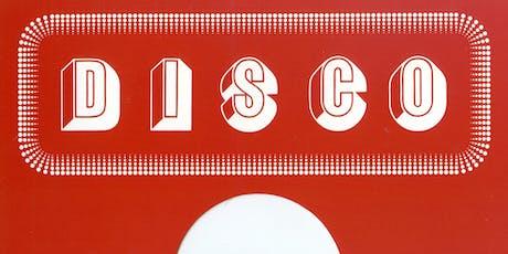 Disco: w/ Thomas Promise & Richie Digs tickets