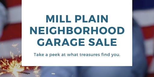 REGISTER HERE Annual Mill Plain Neighborhood Garage Sale