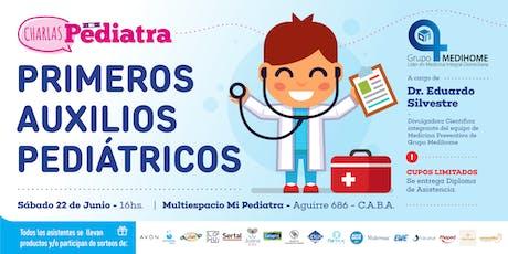 Primeros Auxilios Pediátricos- REVISTA MI PEDIATRA entradas