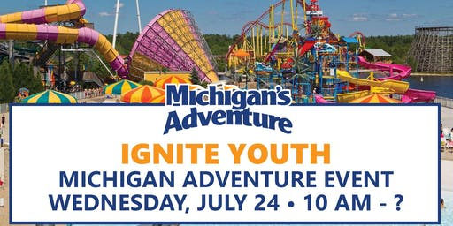 Michigan's Adventure - Youth Event