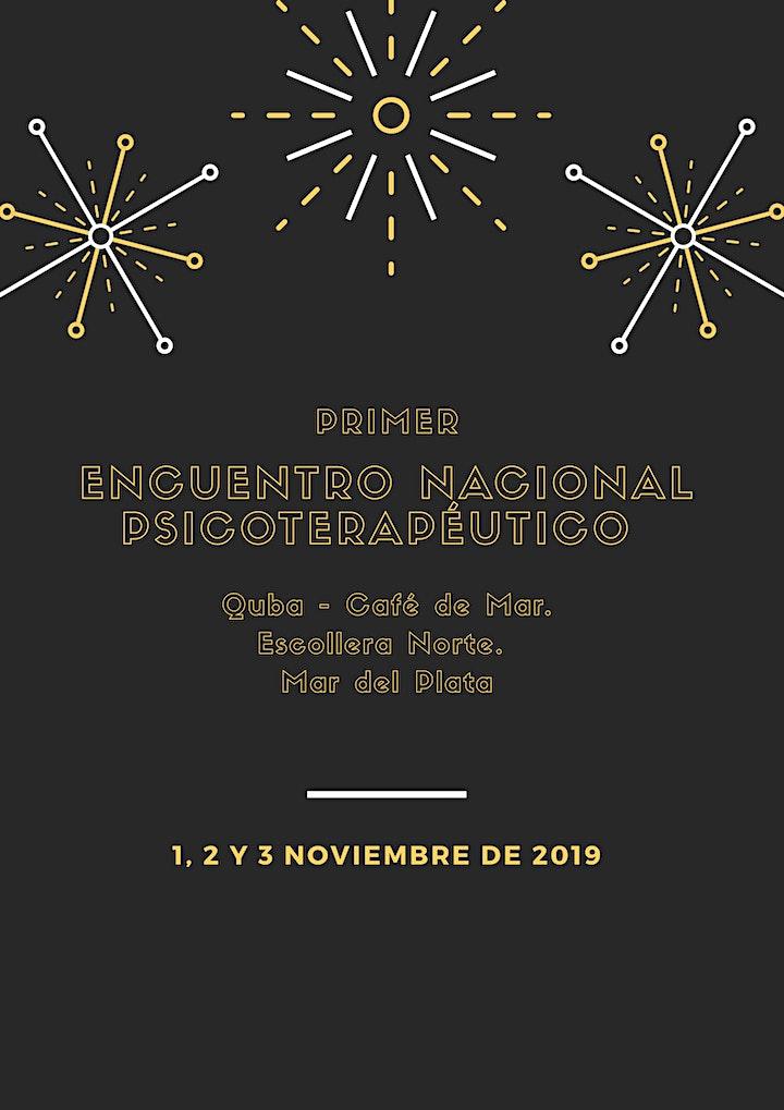 Imagen de Encuentro  Nacional  Psicoterapéutico