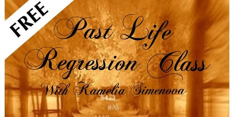 Free Past Life Regression Class tickets