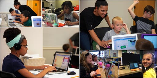 Coding for Kids - Free Trial Class