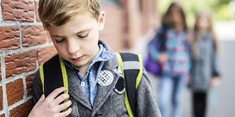 Kids who are Bullied/Kids who are the Bullies: Recognizing the Signs tickets