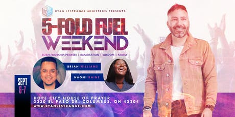 5 Fold Fuel Weekend tickets