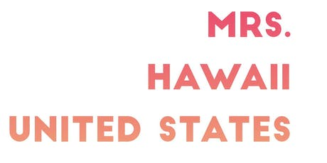 Mrs. Hawaii United States Send Off Party! tickets