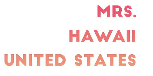 Mrs. Hawaii United States Send Off Party!