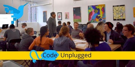 Code Unplugged: Free Workshop - Coding Theory & Creative Problem Solving tickets