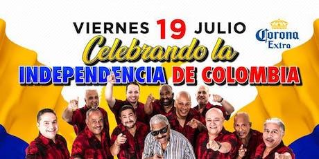 El Gran Combo de Puerto Rico & el Binomio de Oro en La Boom NY! tickets