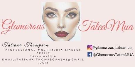 Get Glamorous with Glamorous_TateaMUA tickets
