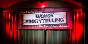 TEST TICKLE: Bawdy Storytelling Live in Dallas!