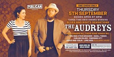 The Audreys LIVE at Publican, Mornington!