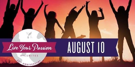 Augusts Live Your Passion Rally-Convention After Party tickets
