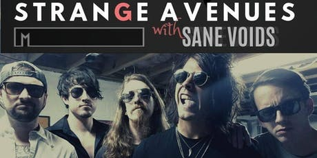 Strange Avenues tickets
