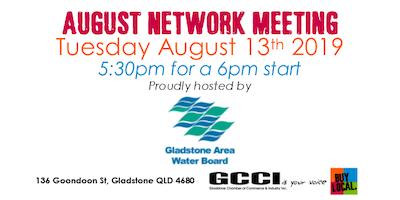 GCCI August Network Meeting
