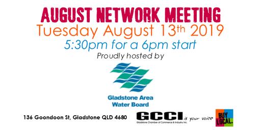 GCCI August Network Meeting