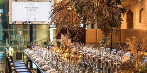"""From Valley to River""-  Four Pillars Gin and Payten & Jones Wine Dinner"