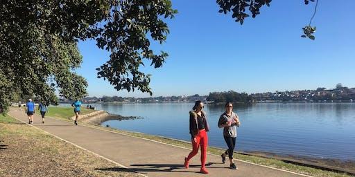 OneStep community walk - Callan Park, Lilyfield, Sun 8 Sept, 11am
