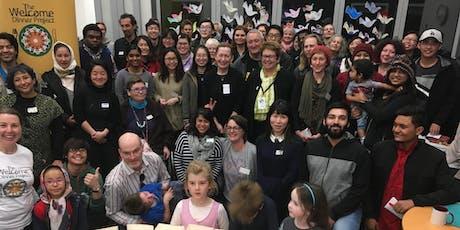 Launceston Peace Festival Community Welcome Dinner 2019 tickets