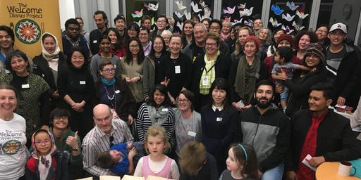 Launceston Peace Festival Community Welcome Dinner 2019