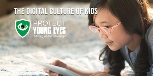 The Digital Culture of Kids at St. Monica Catholic School