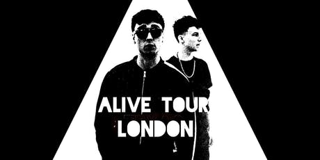 WESLEY: The Alive Tour - London tickets