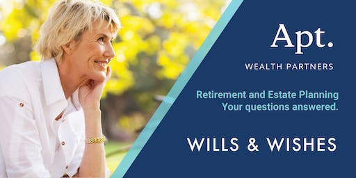 Retirement and Estate Planning. Your questions answered.