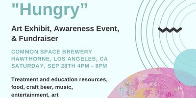 Hungry: raising hope, advocacy, and awareness for recovery