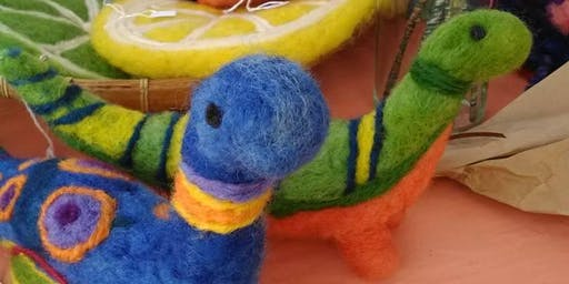 Needle Felting for Beginners and Intermediate