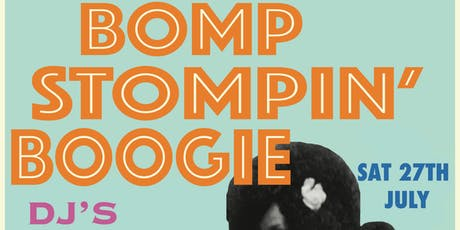 Bomp Stompin' Boogie tickets