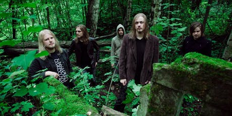 Oranssi Pazuzu, Insect Ark, and Dead Register at 529 tickets