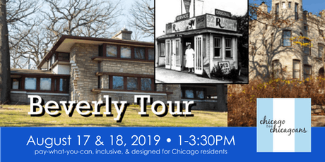 Beverly Walking Tour tickets