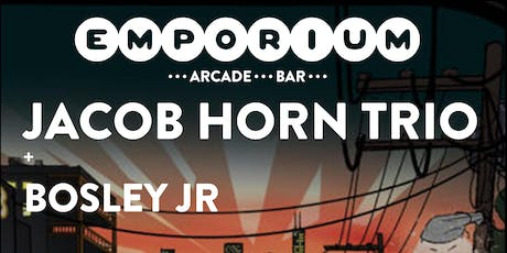 Jacob Horn Trio / Bosley Jr. tickets