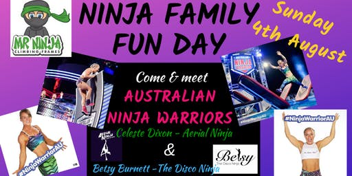 Ninja Family Fun Day