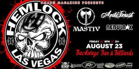 Hemlock (Shut Down Tour Part 2) tickets