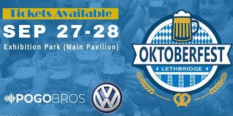 Oktoberfest YQL 2019 tickets