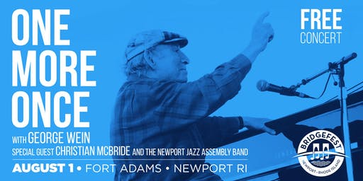 Newport Festivals Foundation Presents One More Once Concert with George Wein