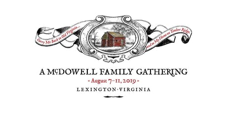 A McDowell Family Gathering tickets